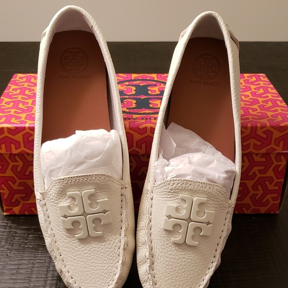 Tory Burch Lowell 2 Driver Leather